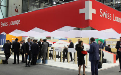 GLOBAL DATA EXCELLENCE: THE SWISS FINTECH AT SIBOS 2016